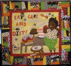 Eat, Sleep, Quilt: Challenge Quilts