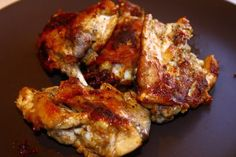 Dukan Zero Coke Chicken dukan diet recipes