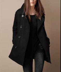66e92ec39 Women s Wool Double Breasted Coat