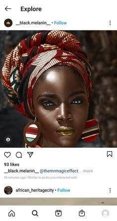 Black Girl Art, Black Girl Magic, Black Girls, Art Girl, Black Women, African Beauty, African Fashion, Black Is Beautiful, Beautiful People