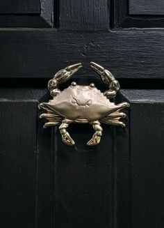 Every beach loving home would love any of these fun nautical door knobs and knockers! The Octopus The Seahorse Horseshoe Crab Anchors Mermaids 6 Door Knockers Unique, Door Knobs And Knockers, Knobs And Handles, Door Handles, Antique Door Knockers, Cool Doors, The Doors, Unique Doors, Door Design