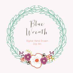 Alfa img - Showing > Floral Heart Wreath Clip Art