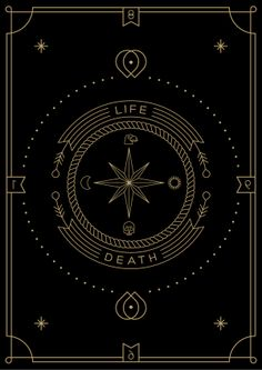 LIFE & DEATH on Behance
