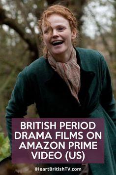 Best Period Dramas, Period Drama Series, British Period Dramas, Best Period Movies, Great Movies To Watch, Movie To Watch List, Tv Series To Watch, Tv Watch, Amazon Prime Movies
