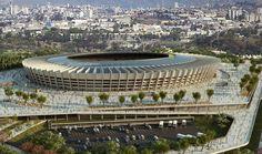 FIFA World Cup Brazil 2014 - Stadium Mineirão – Belo Horizonte (MG)