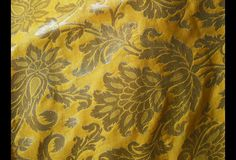 This is a beautiful pure heavy benarse silk brocade motifs design fabric in Yellow and Gold. The fabric illustrate golden woven motifs on yellow background.  You can use this fabric to make...