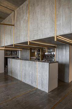7 Molinos / Tacoa Arquitetos - LOVE this emporium of concrete cool.