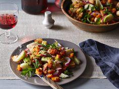 Winter Panzanella Recipe : Michael Chiarello : Food Network - FoodNetwork.com