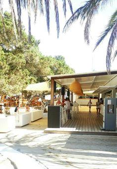 Bar at Calla Bassa Beach Club