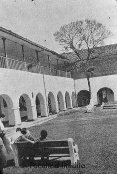 Fotos Antiguas de Palmira. Antiguo Colegio de Santa Librada, luego Univalle