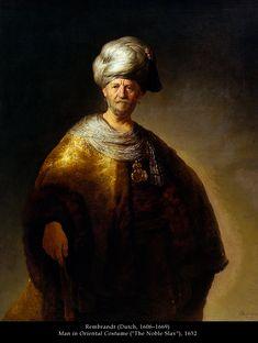"""Histoire des Arts en Khâgne » Blog Archive » Le """"génie"""" de Rembrandt, technique et démarche picturale"""