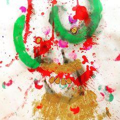 Sketchbook junky....#artistsketchbook #art #artist #sketchy #sketch #paint #painting #ink #draw #expressionism #colors #splatteredpaint #artwork