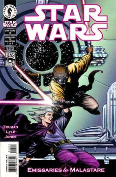Star Wars 13: Emissaries to Malastare 1 of 6