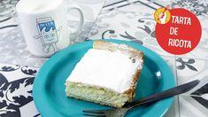 Tenedor Libre - PANADERIA - Tarta de ricota Vanilla Cake, Cheesecake, Desserts, Food, Youtube, Cake Recipes, Breakfast, Deserts, Cookies