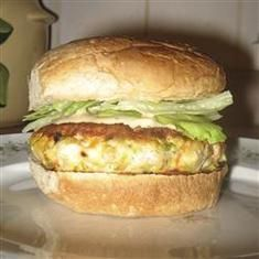 AHI BURGER - warm weather was making me crave a burger, but in an ...