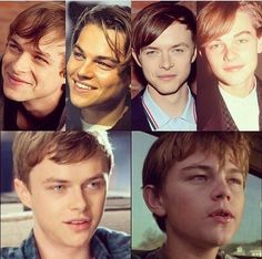 I see no difference. He's basically Leonardo DiCaprio.   It's Time We Talk About Dane DeHaan