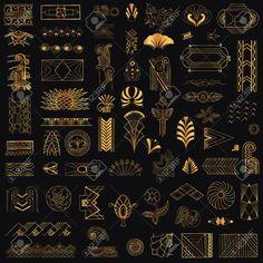 Image result for art deco design elements