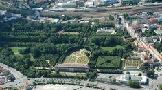The Hofgarten (House Garden)