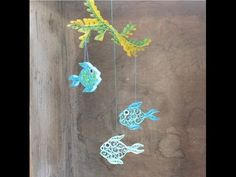 FISH QUILLING - YouTube