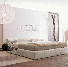 Tufty Bed by Patricia Urquiola