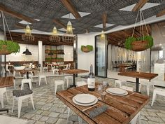 Design Partnership is an Environmental Design Agency focused on interiors to maximize brand relevance and ROI within the physical space. Environmental Design, Mauritius, Design Agency, Portfolio Design, Table Settings, Restaurant, Patio, Interior Design, Outdoor Decor