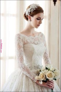 Wedding Dresses Lace Fit And Flare 49 trendy dress wedding simple romantic.Wedding Dresses Lace Fit And Flare 49 trendy dress wedding simple romantic Princess Wedding Dresses, Modest Wedding Dresses, Wedding Bridesmaid Dresses, Bridal Dresses, Dress Wedding, Trendy Wedding, Wedding Simple, Wedding Ideas, Simple Wedding Gowns With Sleeves