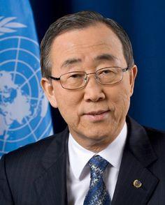 Israel / Sr Ban Ki-Moon, usted no es ningún mensajero