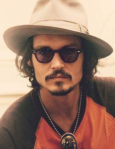 Johnny Depp. Slight obsession.