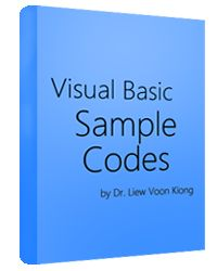 This visual basic tutorial teaches you how to write code in visual basic. We present our tutorials in a straightforward manner to help you master Visual Basic programming easily. Visual Basic Programming, Learn Programming, Python Programming, Programming Languages, Computer Programming, Computer Coding, Computer Science, Visual Basic Tutorials, Vba Excel