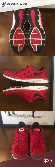 Nike Men's Dual Fusion Run 2 Sneaker - 11 Great condition. Comfort is key, and these Nikes are the key to your success.  Perfect for outdoor adventures as well as inside lounging. Dual Fusion Run 2 Nike are especially made for men that are a little more o https://tmblr.co/ZmD_Wd2QMvZhb