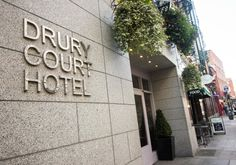 Book Drury Court Hotel, Dublin on TripAdvisor: See 1,087 traveler reviews, 176 candid photos, and great deals for Drury Court Hotel, ranked #26 of 150 hotels in Dublin and rated 4 of 5 at TripAdvisor. Dublin Hotels, Hotel Food, Dublin Ireland, Hotel Reviews, Great Deals, Trip Advisor, Outdoor Decor, Travel, Candid