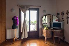spitaki village Greece Holiday, Beach Photos, Cottage, Desk, Curtains, Holidays, Mansions, House, Furniture