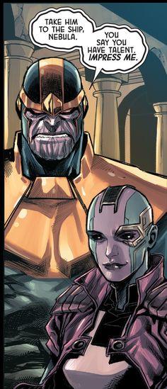 Superheroes or Whatever — towritecomicsonherarms:  Gamora #1