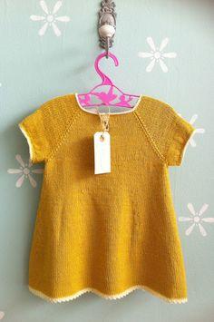 erleperle: peachy dress