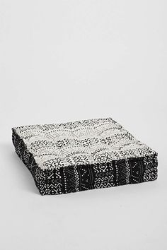 4040 Locust Mud Cloth Floor Pillow - Urban Outfitters