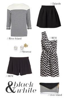 {Wish A Week} Black & White #wishlist inspiration