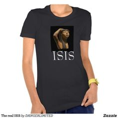 The real ISIS Tshirts