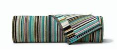 Missoni Home - Jazz Hand Towel - 170 Cotton Towels, Hand Towels, Bath Sheets, Stripes Design, Towel Set, Missoni, Jazz, Hands, Stuff To Buy