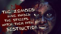 The Walking Dead have arrived- And they're invading the streets