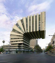 Se il vostro sogno di architettura urbana si avvicina alle scene più avveniristiche e fantasiose mostrate nel film Inception, forse dovreste proprio conoscere i lavori di Victor Enrich, mago della manipolazione fotografica.