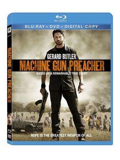 MACHINE GUN PREACHER BLURAY Contest