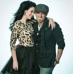 Thompson Square :) literally one of the cutest  country couples