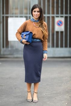 Fall Layering Guide - Best Street Style Photos