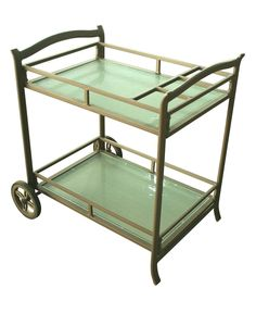 nice simple tea cart