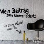 Mein Beitrag Zum Umweltschutz Spruche Suche Spruch Alkohol Und