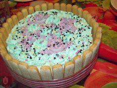 Dea's Cakes: Tort diplomat cu double cream- Diplomat Cake