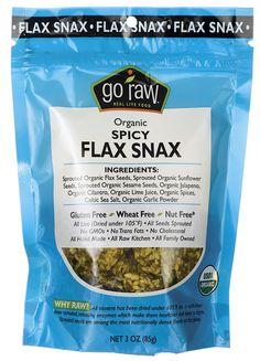 Raw Flax Snack