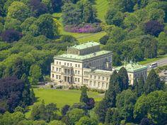 Villa Hügel in #Essen, Deutschland