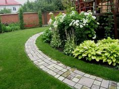 yard landscaping and