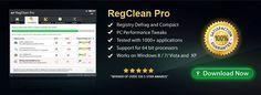 RegClean Pro v6.21.65.2812 Key Latest Version Free Download